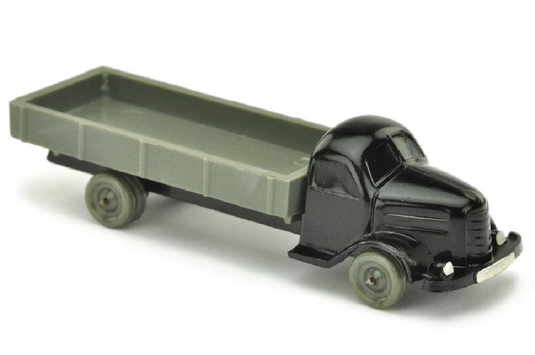 Dodge Pritsche, schwarz/betongrau
