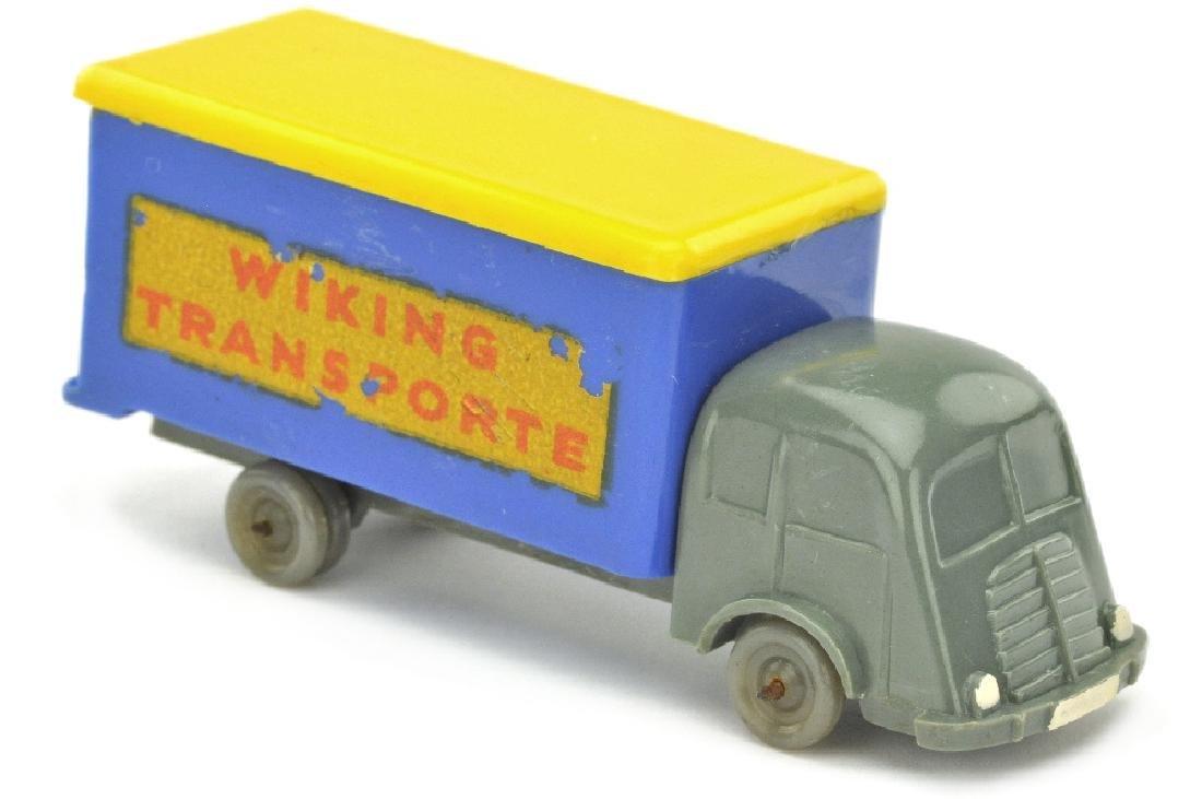 Koffer-LKW Fiat Wiking Transporte (Abziehbild)
