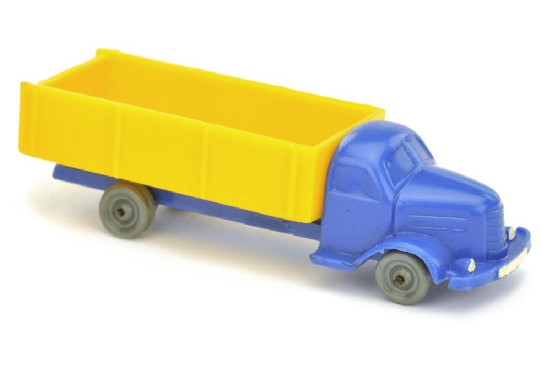 Muldenkipper Dodge, ultramarin/gelb