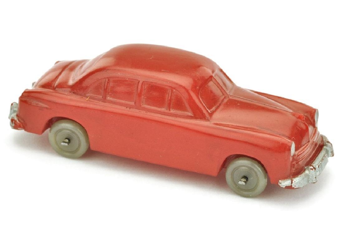 Amerikanische Limousine, braunrot lackiert