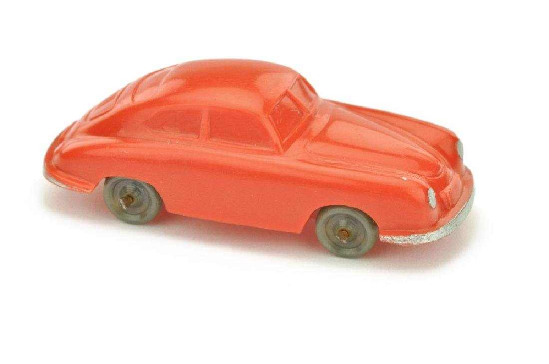 Porsche 356 (Typ 1), orangerot