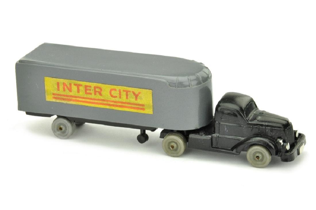 Sattelzug Inter City dbasaltgrau