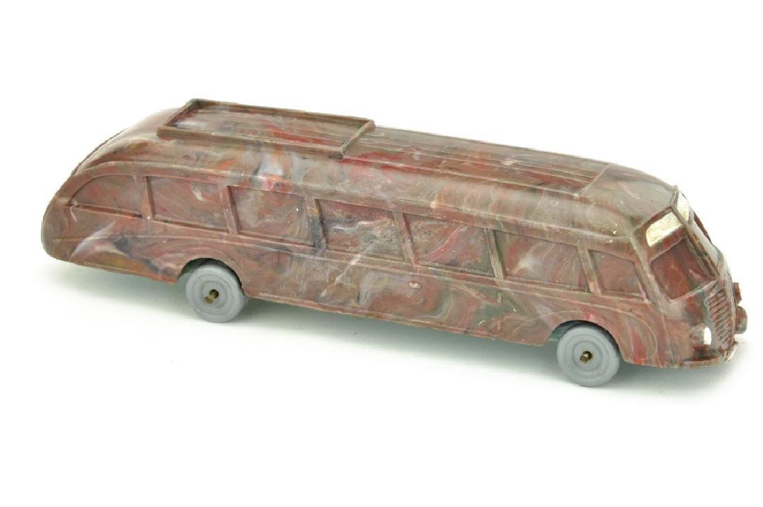 Stromlinienbus (Typ 2), misch-bunt