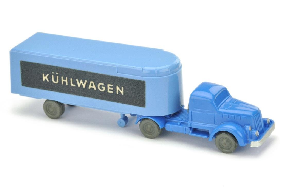Sattelzug White (Typ 2) Kuehlwagen, lilablau