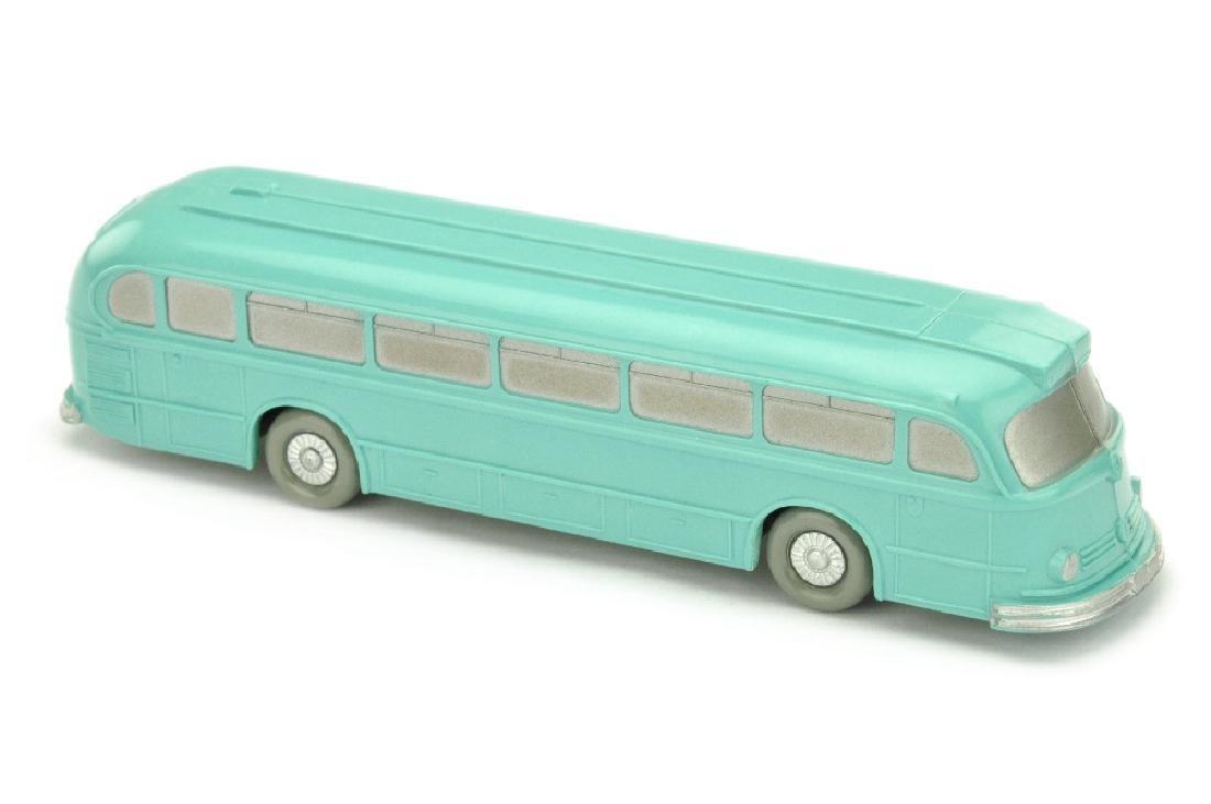 Mercedes O 6600, tuerkis