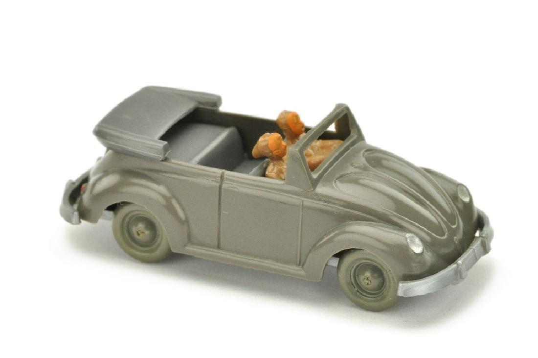 VW Kaefer Cabrio (Typ 1), umbragrau