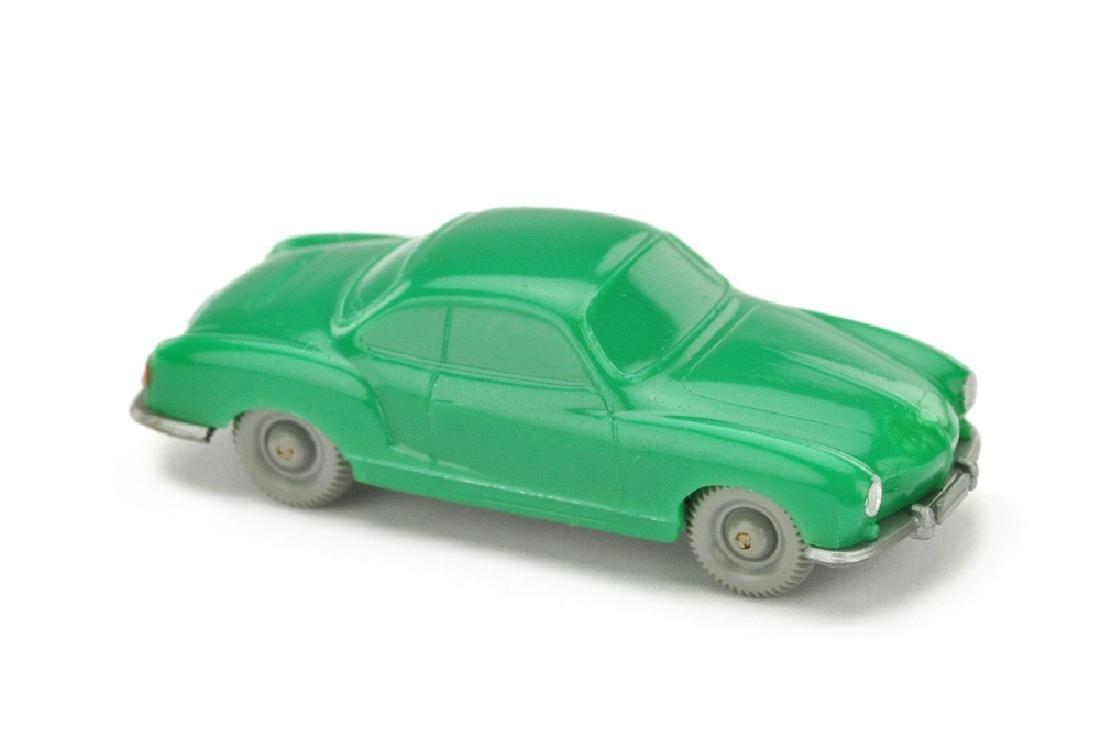 VW Karmann Ghia, gruen