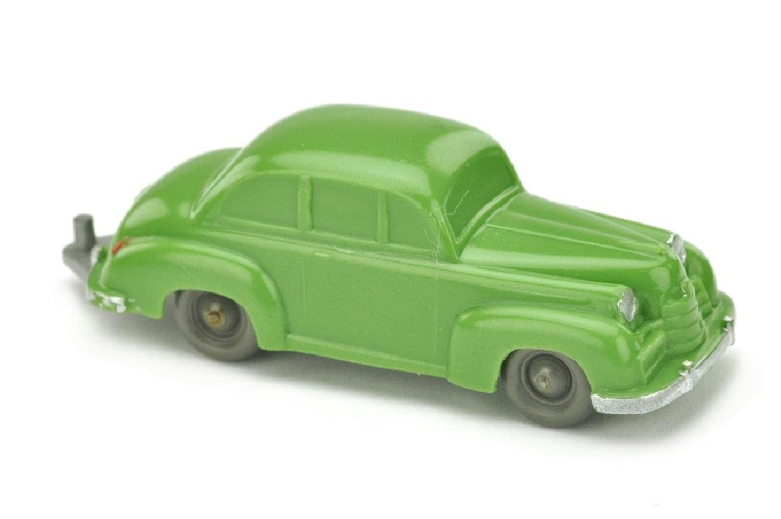Opel Olympia (Typ 2), maigruen