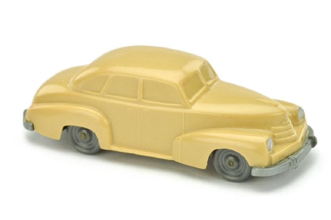 Opel Kapitaen 1951, beige