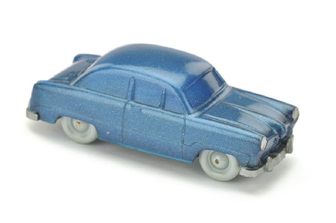 Ford Taunus Weltkugel, blaumetallic
