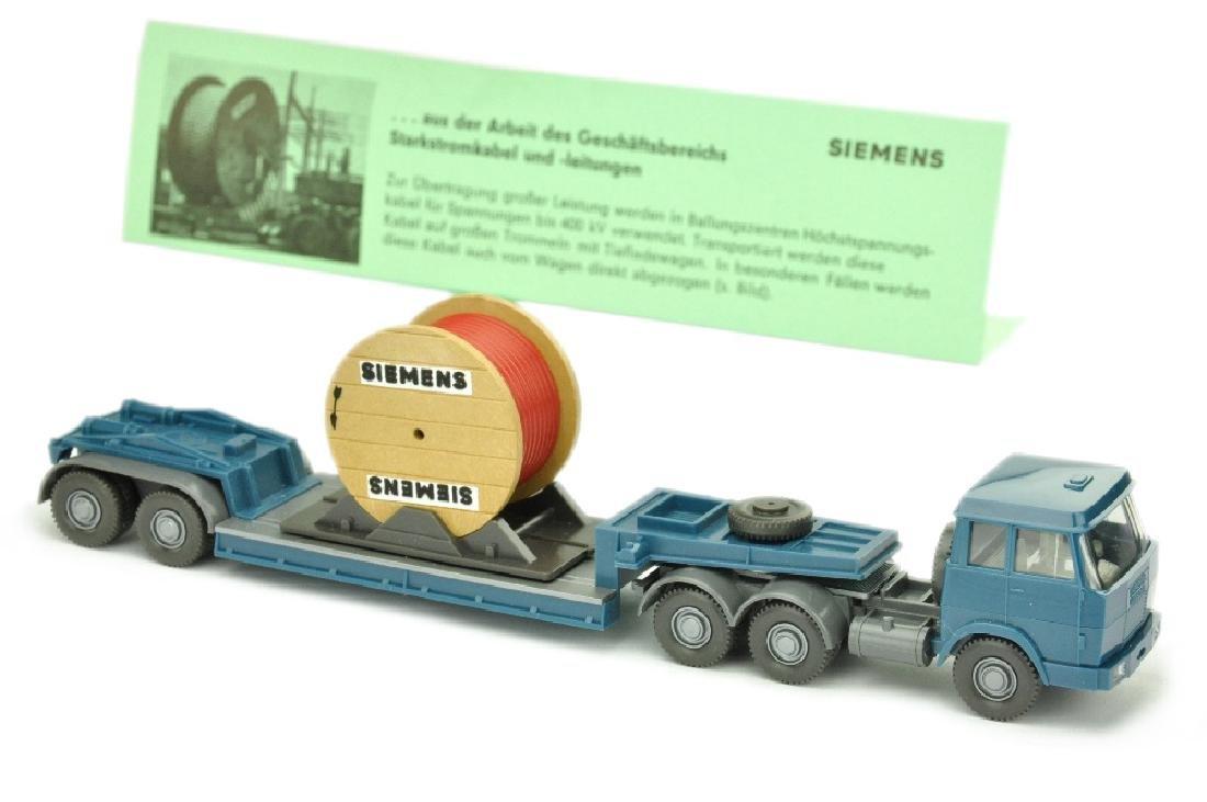 Siemens/2 - Tieflader Hanomag-Henschel