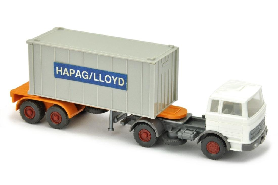 Hapag-Lloyd/3PP - MB 1620, weiss