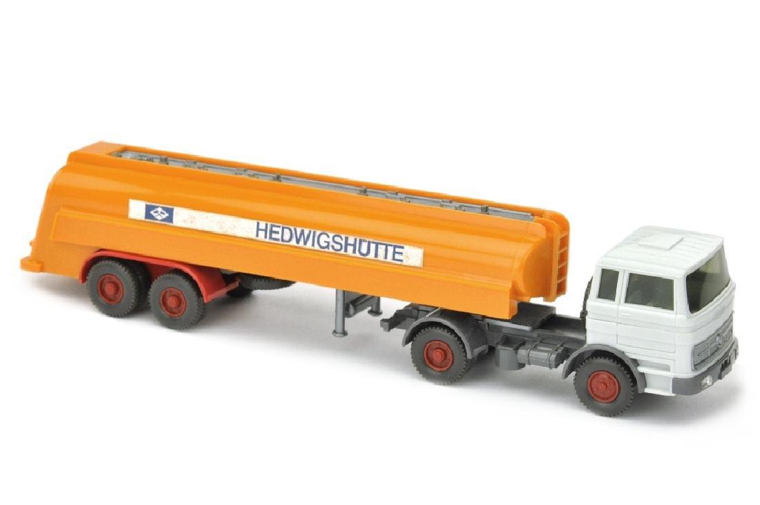 Hedwigshuette/2 - Tanksattelzug MB 1620
