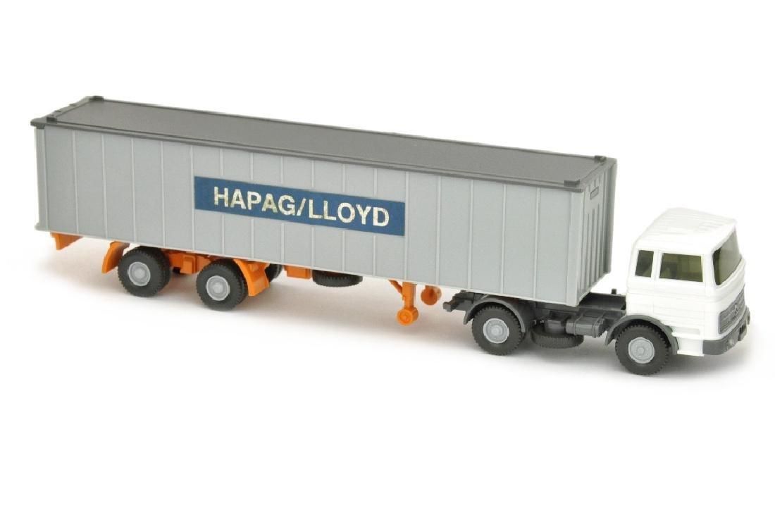Hapag-Lloyd/2PP - MB 1620, weiss