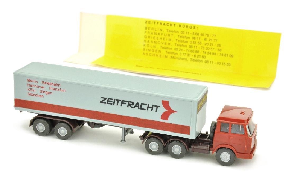 Schroeter/2 - Koffer-Sattelzug Hanomag-Henschel
