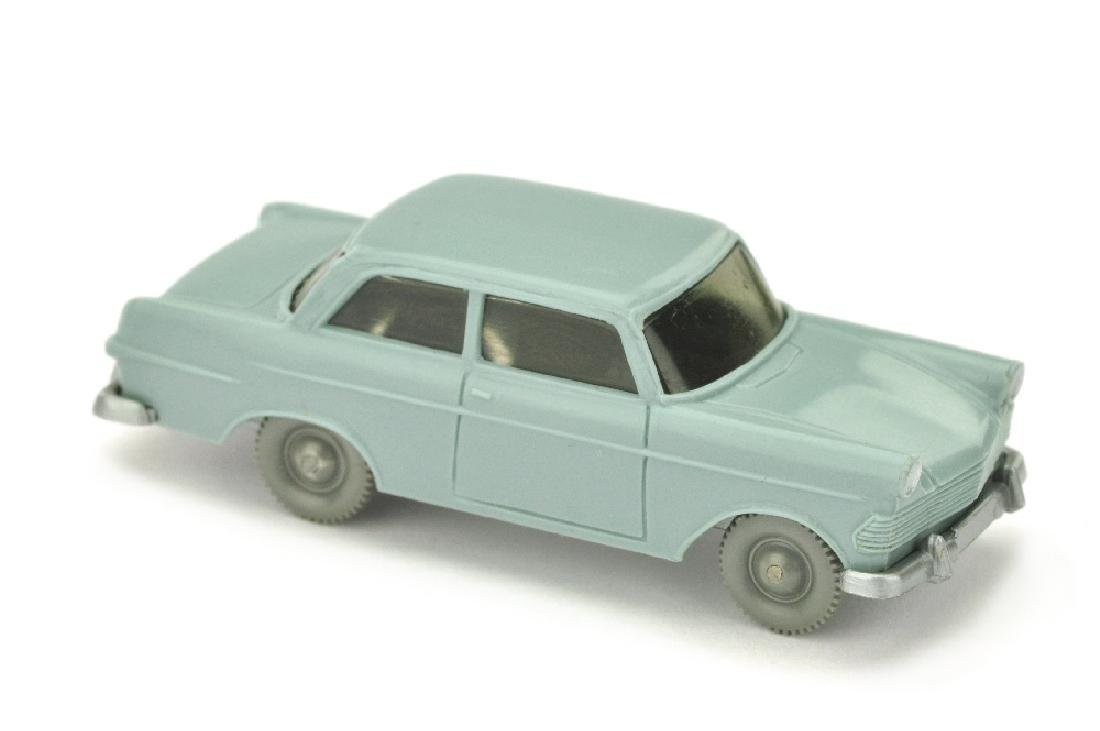 Opel Rekord P2, gruenblau