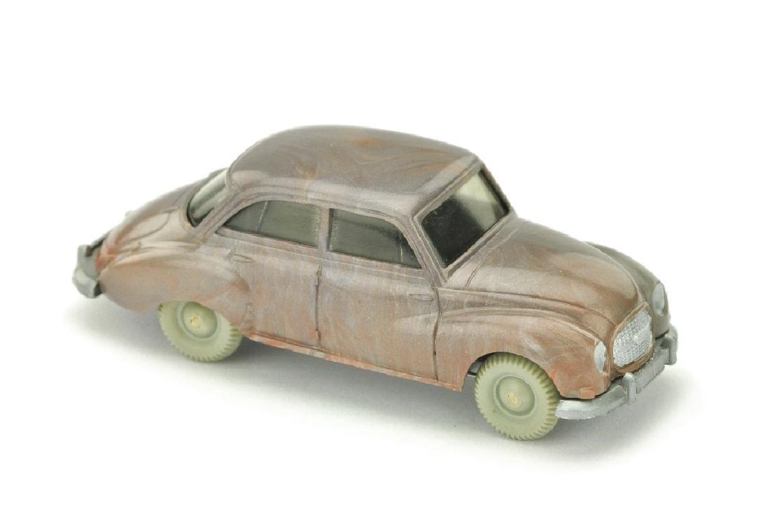 DKW Limousine, misch-braunviolett