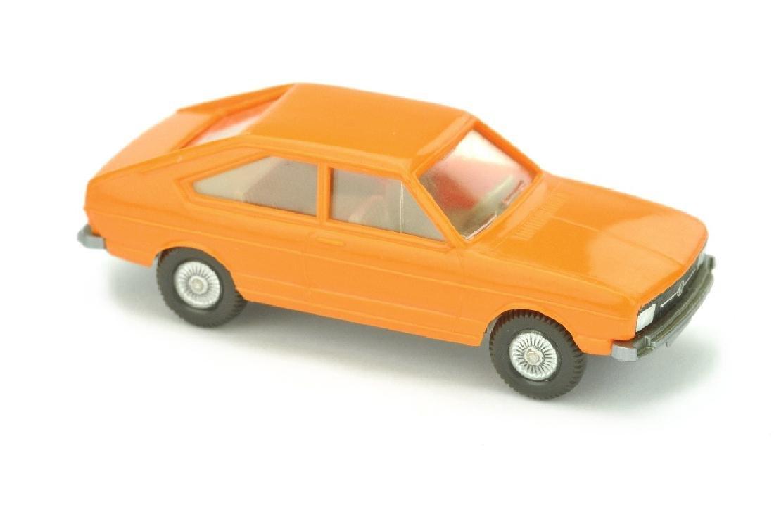 VW Passat, rotorange (ohne BP)