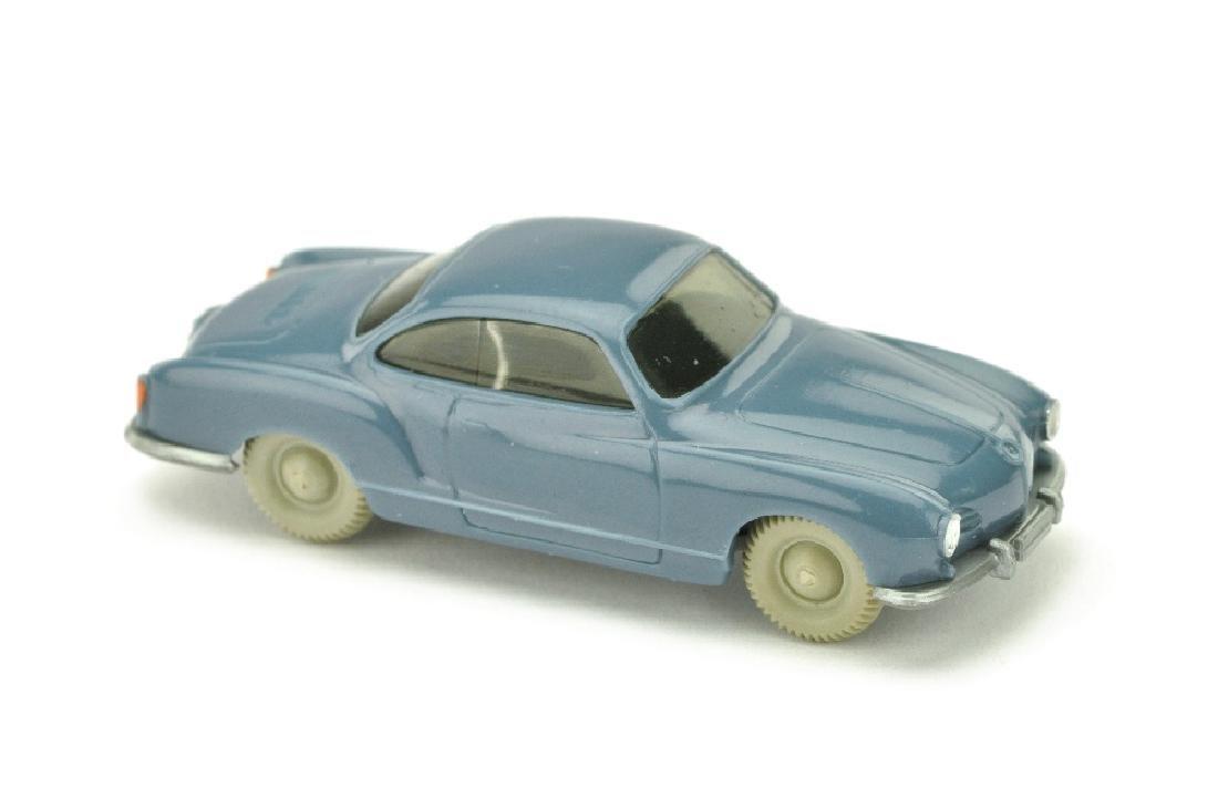 VW Karmann Ghia, mattgraublau