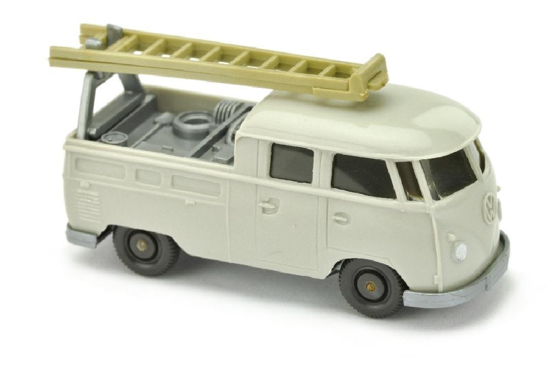 VW T1 Montagewagen, achatgrau