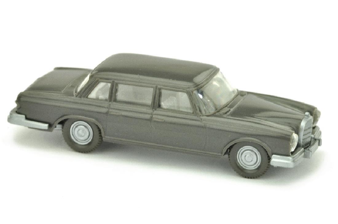 Mercedes 600, anthrazit