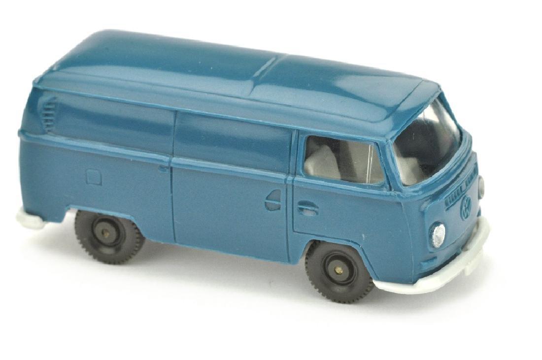 VW T2 Kasten, azurblau