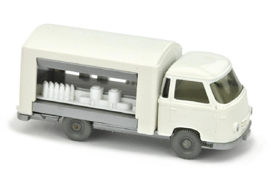 Borgward Verkaufswagen (Kanne dunkelblau)