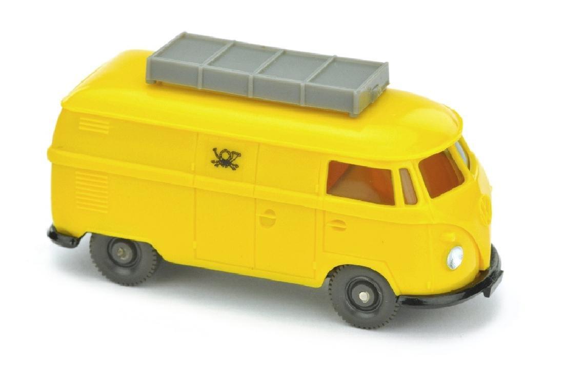 Postwagen VW T1 mit Aufbau (basaltgrau)