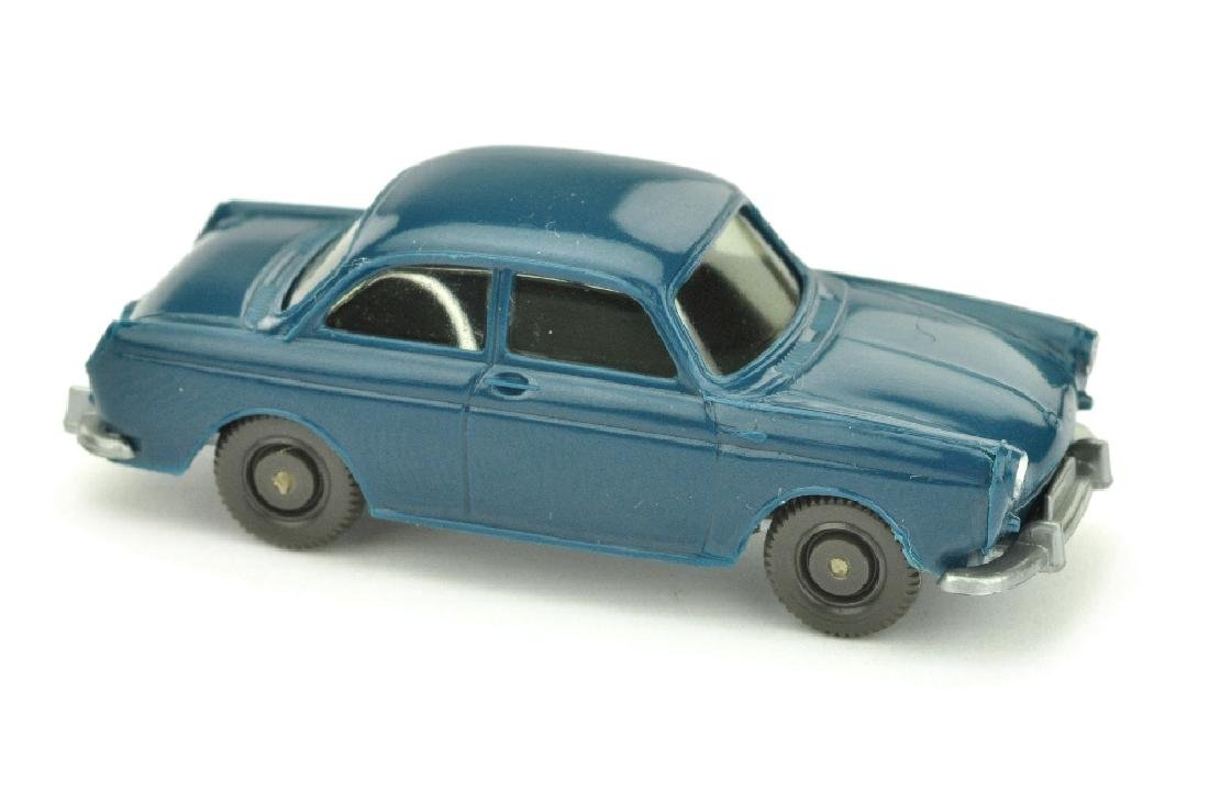 VW 1600 Stufenheck, ozeanblau (Version /2)