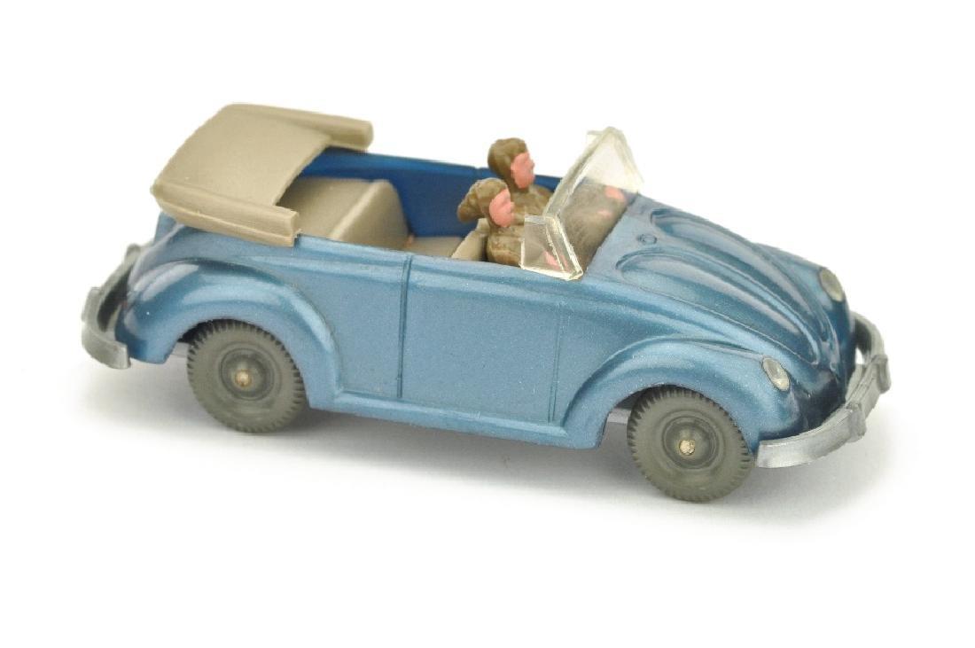 VW Kaefer Cabrio (Typ 2), blaumetallic