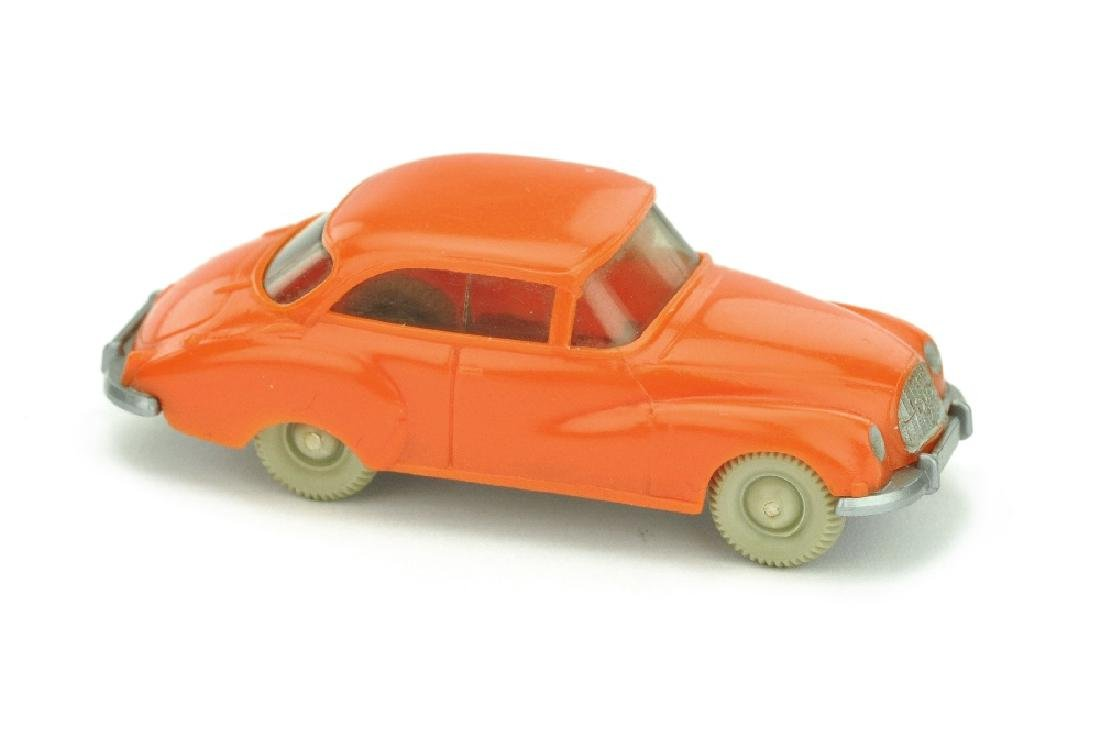 DKW Coupe, orange