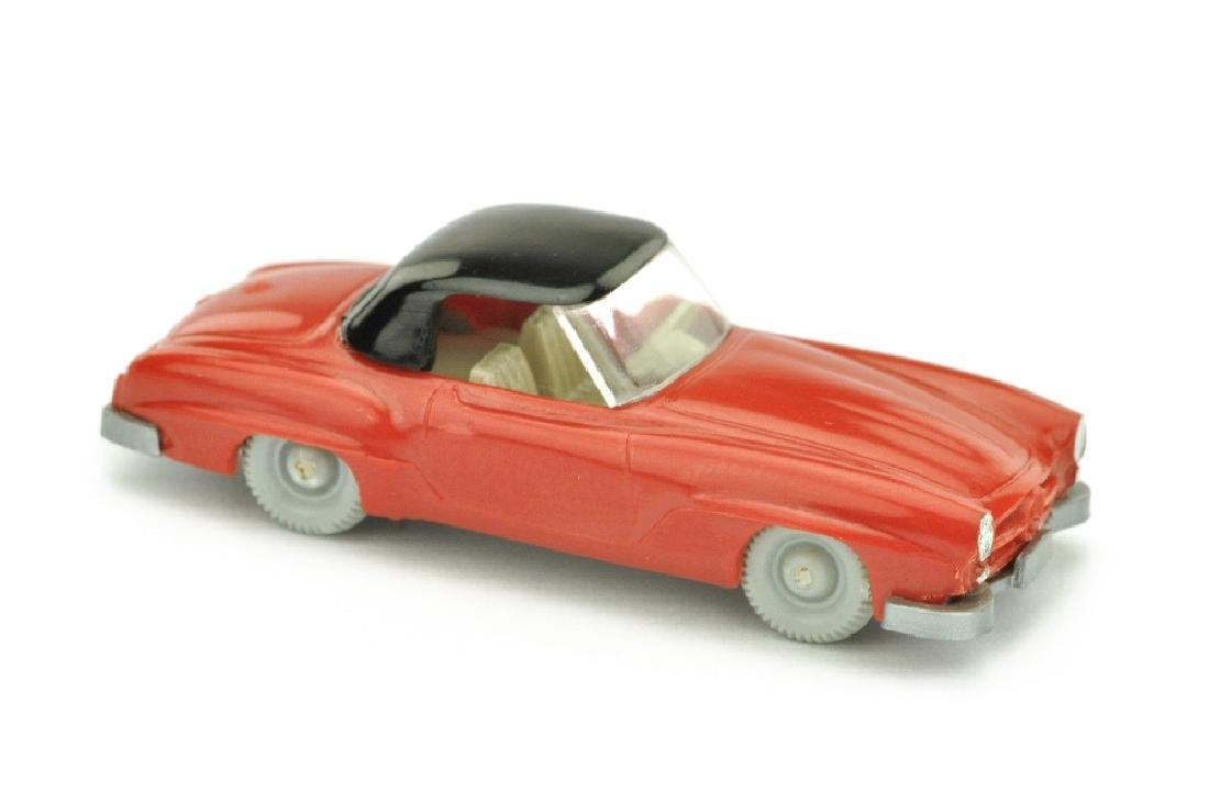 Mercedes 190 SL Coupe, rot (Version /3)
