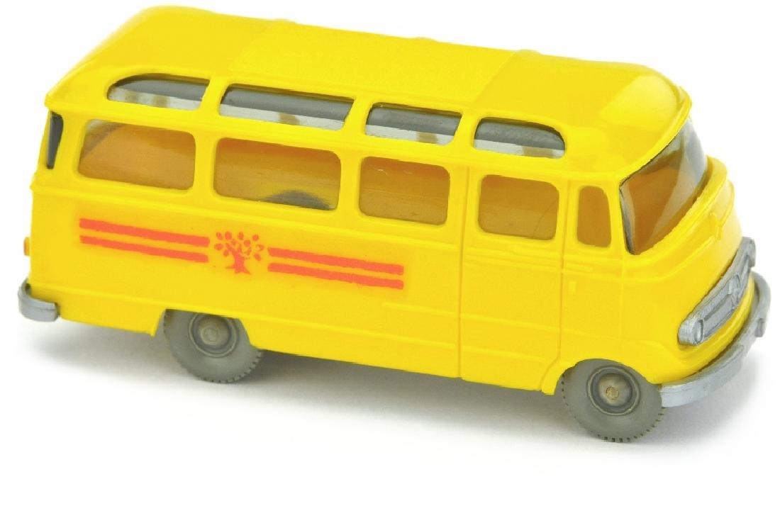 MB L 319 Bus Baumsymbol (AZB rot)