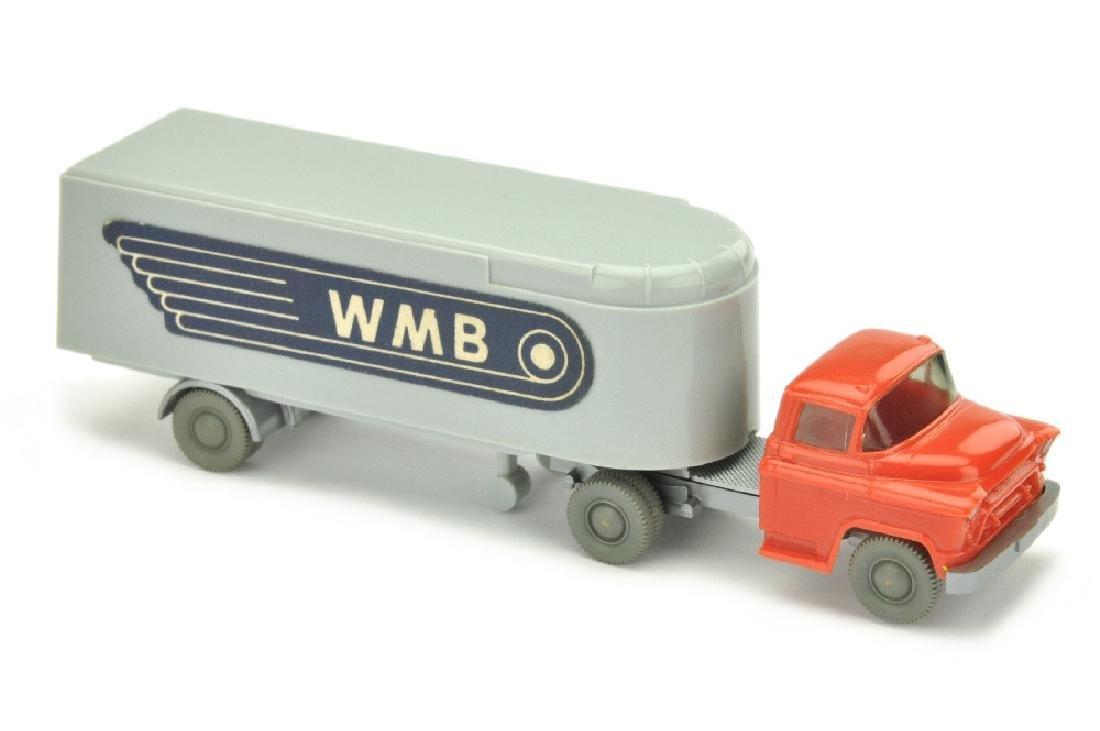 Sattelzug Chevrolet WMB (ausgestanzt)