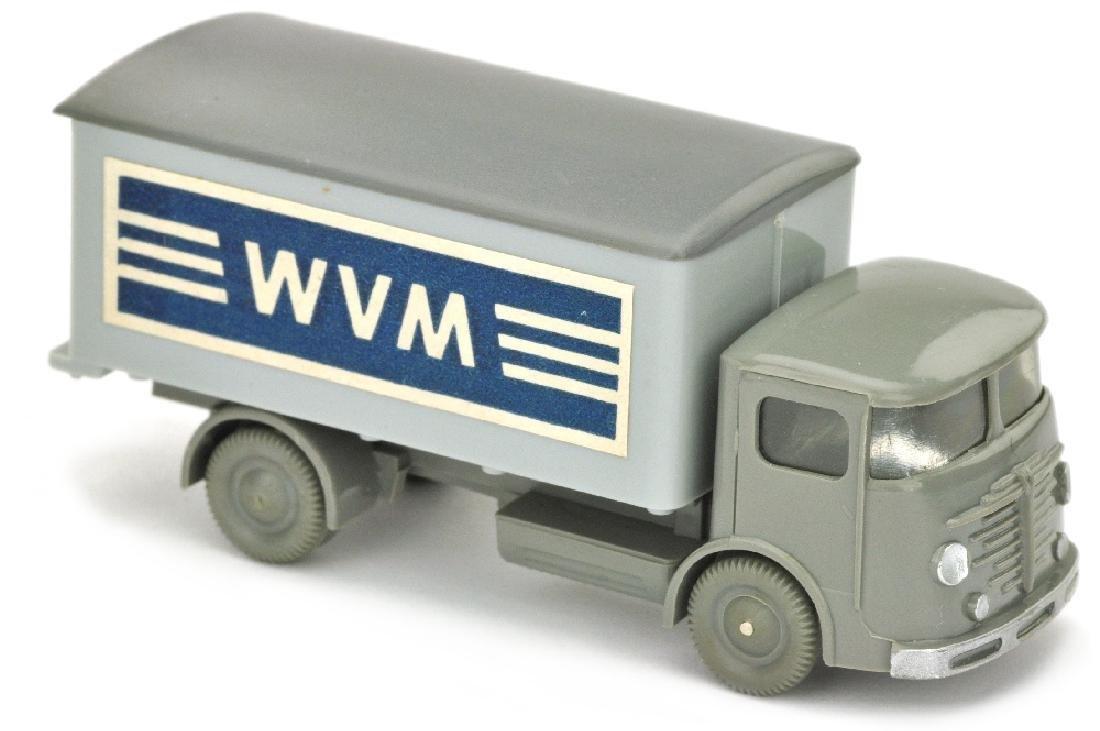 Koffer-LKW Buessing 4500 WVM