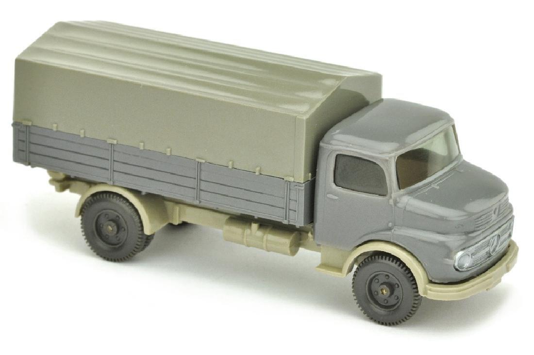 MB 1413 ohne Dachluefter, basaltgrau/olivgrau