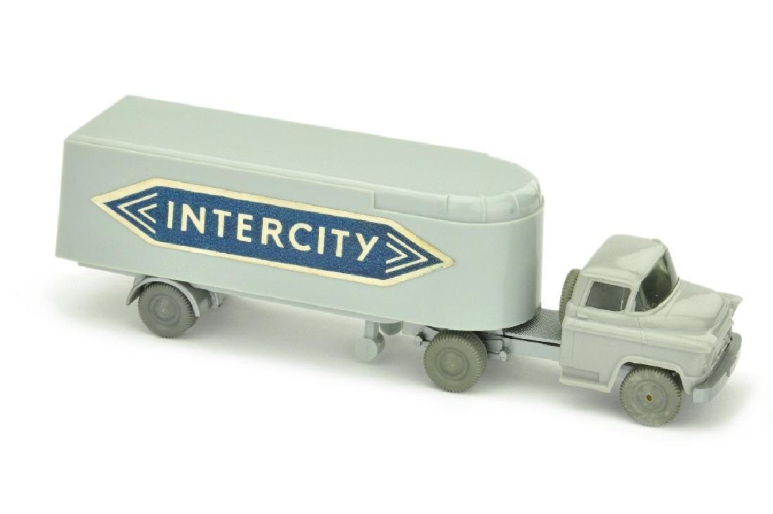 Sattelzug Chevrolet Intercity, d'-silbergrau