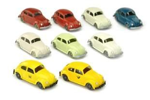 Konvolut 9 VW Kaefer Typ 5