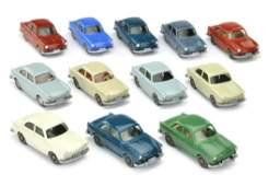 Konvolut 12 VW 15001600 Stufenheck