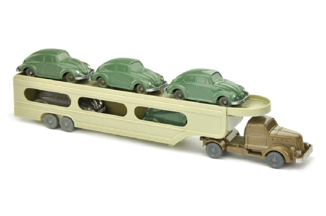 PKW-Transporter (mit 5 VW Kaefern)