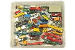Konvolut ca. 52 Modelle der 50er/60er Jahre