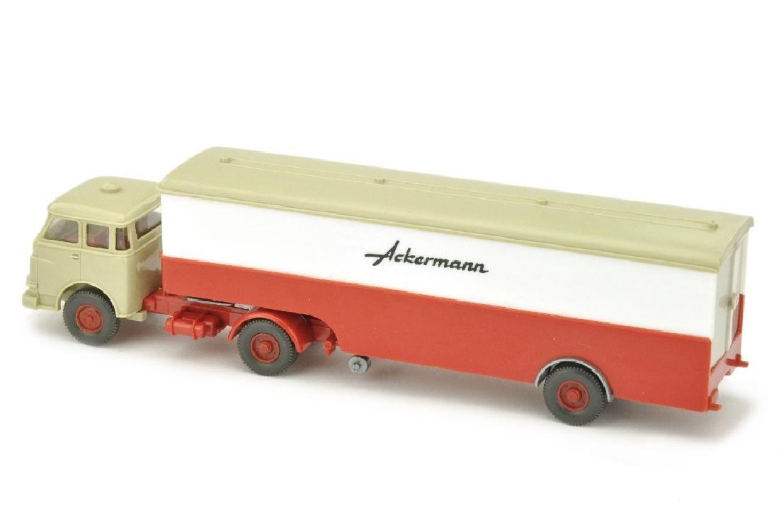 Ackermann/3A - MAN 10.230, weiss/rot - 2