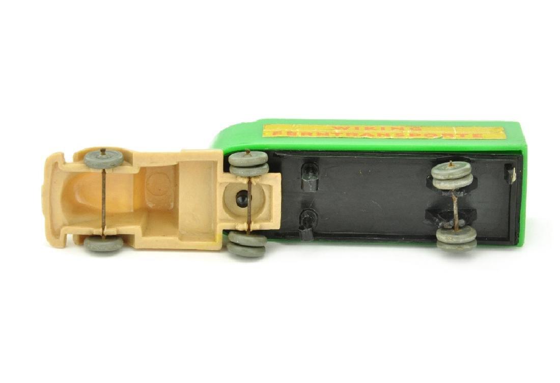 Sattelzug White Typ 1 Ferntransporte, froschgruen - 3