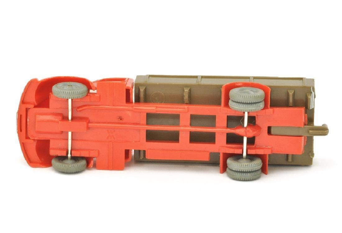 Magirus 3500, orangerot/blassbraun - 3