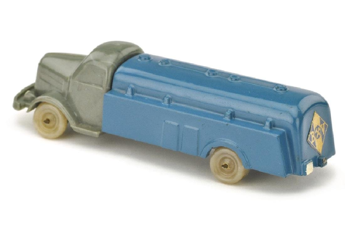 Tankwagen Dodge, betongrau/lackiert - 2