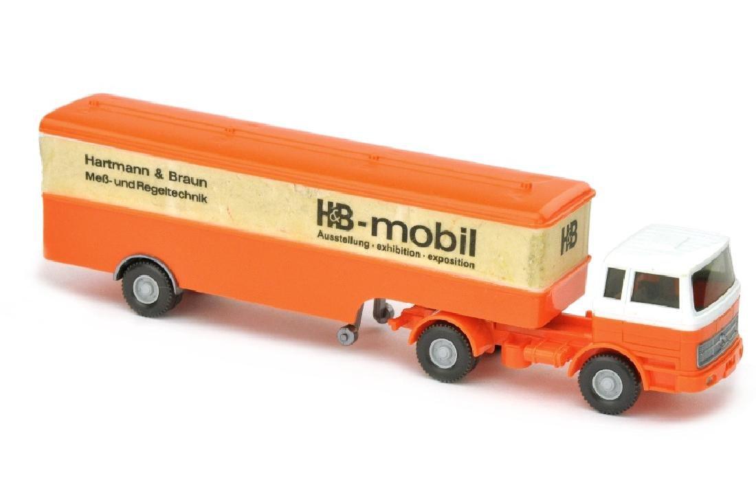Werbemodell Hartmann & Braun/1B - MB 1620