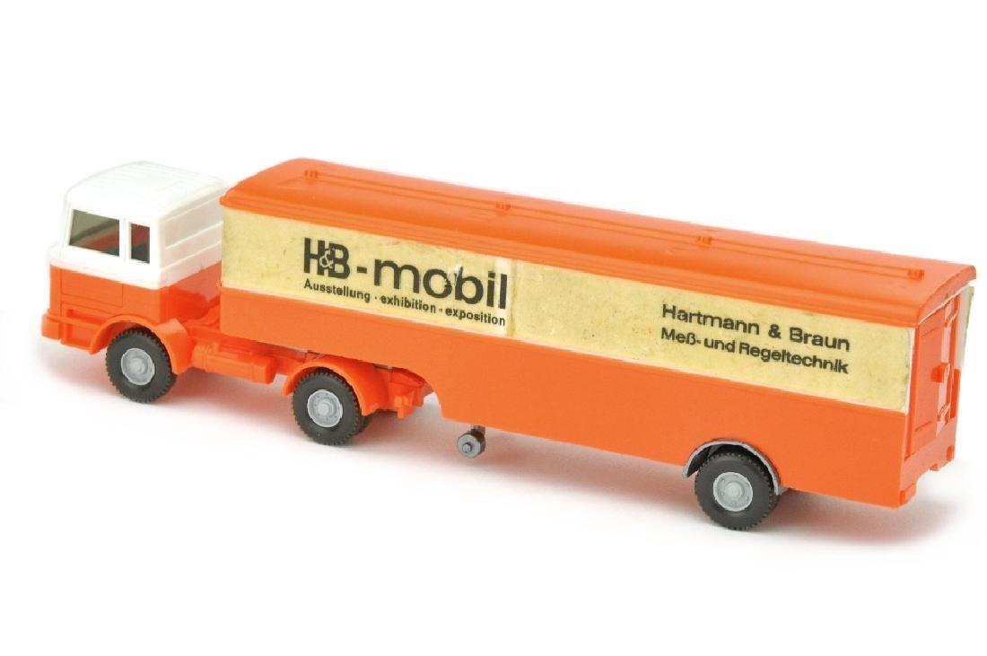 Werbemodell Hartmann & Braun/1B - MB 1620 - 2