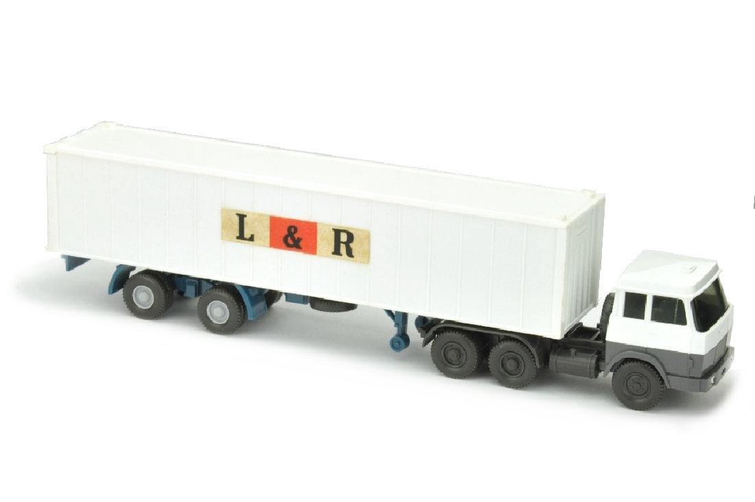 Werbemodell L & R/A - Hanomag-Henschel