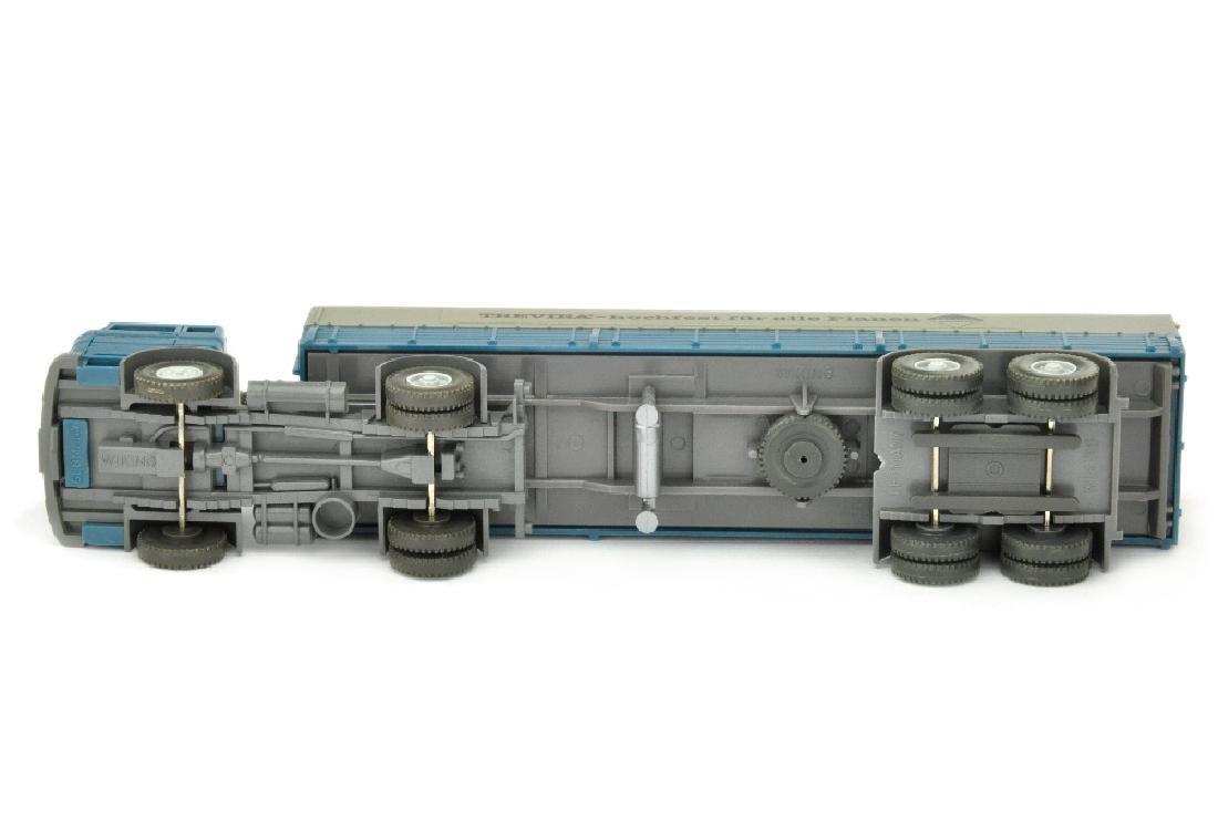Werbemodell Trevira/1C - MB 1620, azurblau - 3
