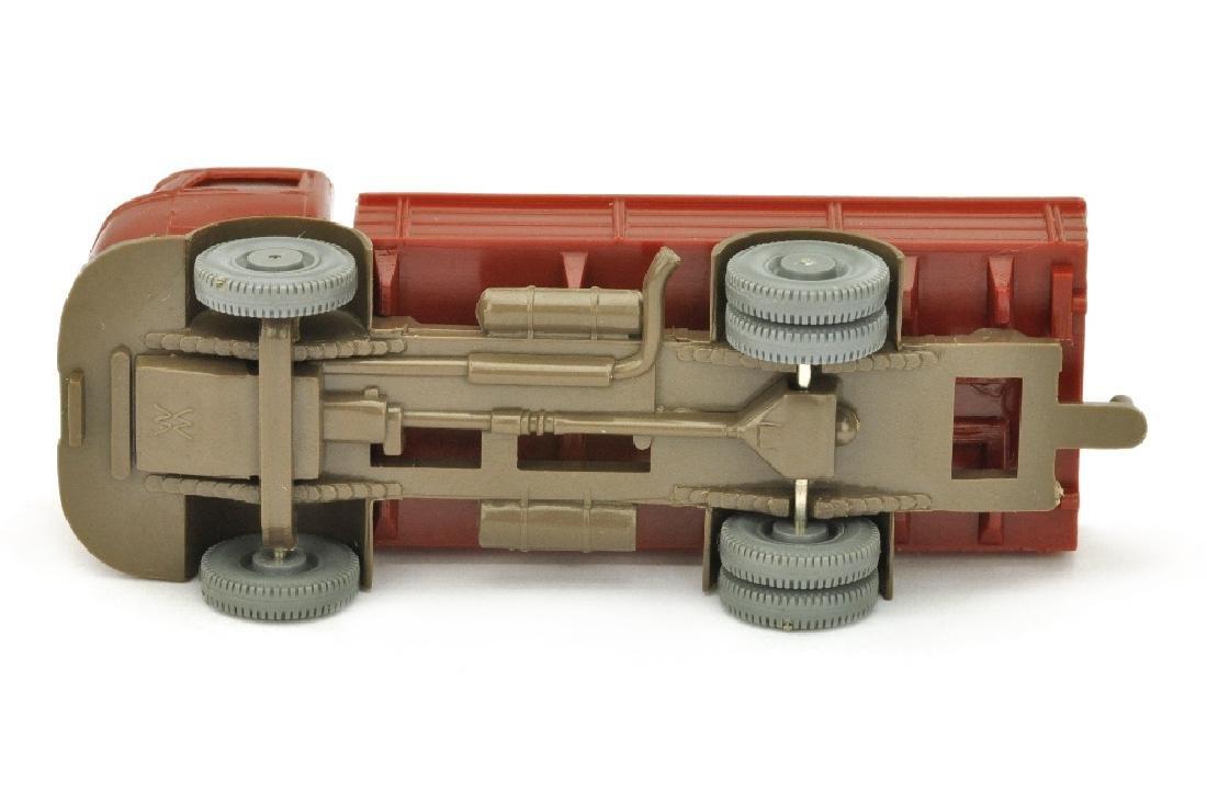 Mercedes LP 321, weinrot/blassbraun - 3